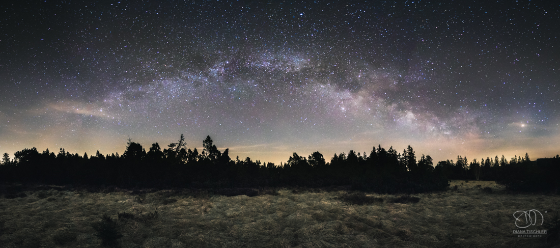 Black Forest Milky Way