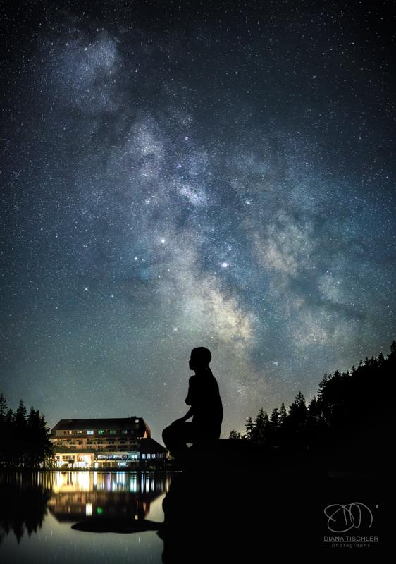 Milky way project